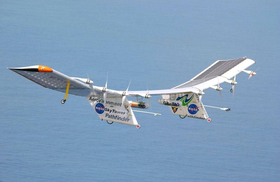 El ambicioso plan de Google para llevar internet a todo el planeta con drones solares